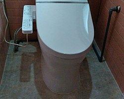 大分市でトイレの改修工事を行いました。のイメージ