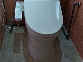 大分市でトイレの改修工事を行いました。