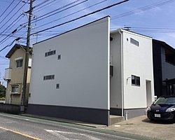 大分市で戸建て住宅の外壁の塗装工事を行いました。のイメージ