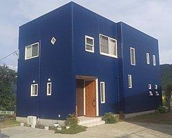 由布市で住宅の塗装工事などを行いました。のイメージ