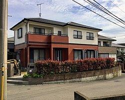 大分市横尾地区で住宅の塗装工事を行いました。のイメージ